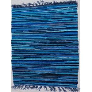 Κουρελού μονόχρωμη βαμβακερή εσωτερικού χώρου 633 Blue